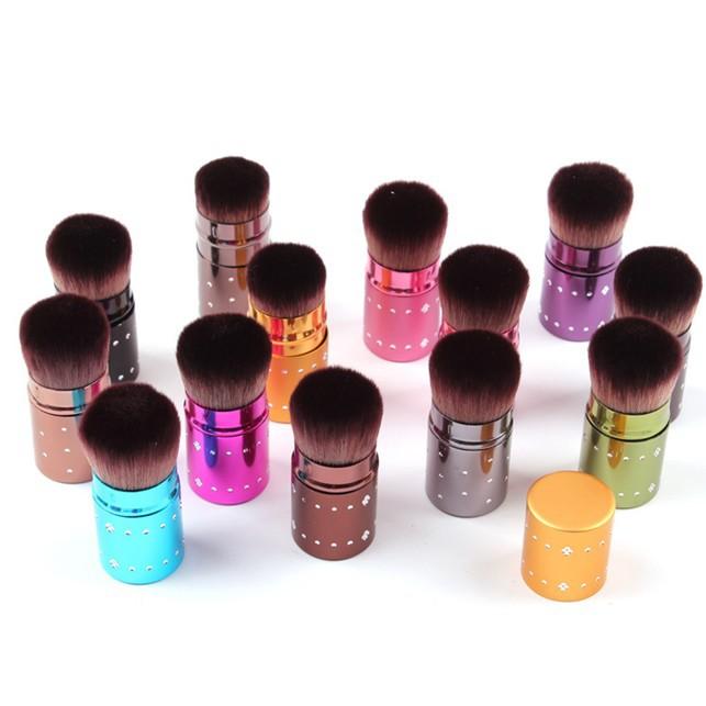 New Fashion Beauty Kabuki Makeup Cosmetic Face Powder Makeup Brush