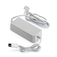 Free Shipping Replacement Wall AC Power Adapter Supply Cord Cable For Nintendo Wii All US Plug AC 100 - 245V