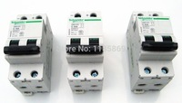 2P 250V 63A C65H DC breaker DC air switch Amps circuit breaker DC system appliance, Short circuit protector Overload protector *