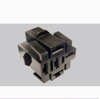 Car connector DJJ7052-6.3-21 Automobile relay socket 5 hole socket