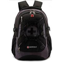 New 2014 Fashion European and American Style men's travel bags Patchwork Thread bag Nylon women Backpack Swissgear mochila