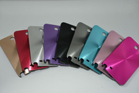 ITMEX Hybrid CD Grain Luxury Aluminum Hard Case for Samsung Galaxy Note 2  Matel Hard Phone Cases Cover