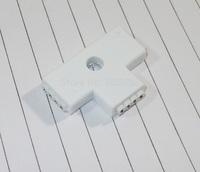 100PCS Connector rgb T Shape 4 Pin Plug RGB LED Strip Connectors