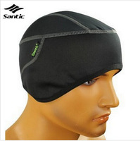 Santic Outdoor Cycling Hat Windproof Cold-proof Thermal Riding Cap Suitable for Motorcycles MTB Riding Skiing Climbing etc