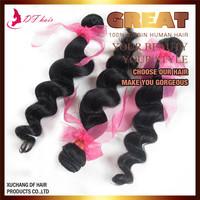 Rosa Hair Products Brazilian Virgin Hair Loose Wave 5 bundles 5A Virgin Hair Cheap Human Hair Extensions MS LULA