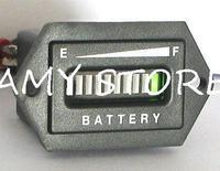 Golf Cart, Battery Indicator, Meter Guage 36 Volt Universal Guage EZGO club car