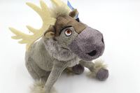 2014 the new Lovely cute Frozen Reindeer Sven Plush Large Doll Frozen doll toys soft toys Stuffed Animal Moose Gift Toy doll