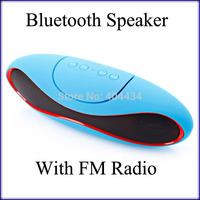 Mini Speaker portable Rugby Football style laptop Bluetooth speaker Subwoofer Wireless Outdoor Amplifier music Speakers 30pcs