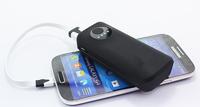 New Matt Fish mouth LED Power bank 5600mAh battery external charger backup Bateria Powerbank,Carregador Portatil Para Celular