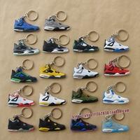 30pcs Jordan models sneaker 1 2 3 4 5 6 7 8 9 10 11 12 13 14 15 generations jordan keychain jordan shoes retro
