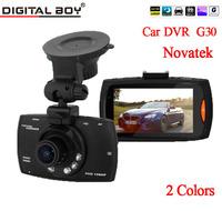 "Digital Boy 2.7"" Car Dvr 170 Wide Angle 1080P Car Camera recorder G30 With Motion Detection Night Vision G-Sensor car dvrs"