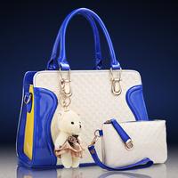 2015 new style women handbag fashion embossing shoulder bags bolsas femininas hot women messenger bags PU leather crossbody tote