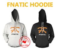 clan FNATIC game team hoodie sport suit men tournament Jersey Clothing game team uniform CS dota SteelSeries sweatshirts hood
