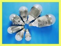 aluminum SMD5730 LED bulb LED bubble ball bulb globe light lamp 3W 5W 7W 9W 12W 15W 18W AC85-265V E27 high quality high bright