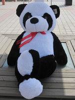 "Giant Huge Big 63""/160 cm Panda Bear Stuffed Plush Animal Toy & Free Shipping"