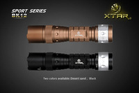 free shipping XTAR BK12 Cree XML U2 600LM 4 modes led flashlight waterproof IPX8 led bike light