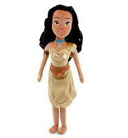 Original Pocahontas Plush Doll 50cm 20'' Bonecas Princesas Fantasia Princess Dolls for Girls Toys Gift Free Shipping