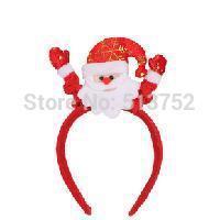 Christmas Santa Claus Head Band