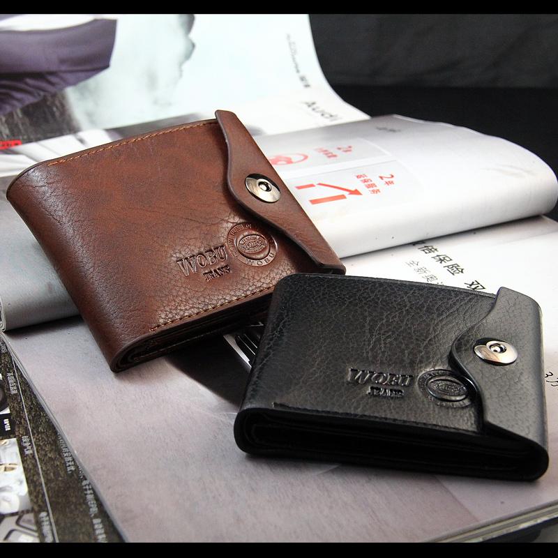 carteira masculina marca famosa классические простые