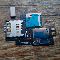 Free Shipping For Samsung N719 SIM card flex cable