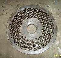 MKL335 wood pellet press  6mm die ship to your door