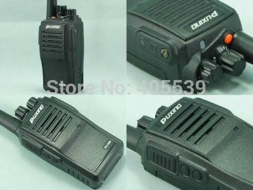 (2pcs/lot)Puxing walkie talkie PX-508 IP67 Dustproof Waterproof Professional radio VHF 136-174MHz with 1300mAh Li-ion Battery(China (Mainland))