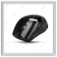 K5Y 6 Key Wireless Magic Optical Mouse Mini USB adaper For Laptop Macbook Mac PC