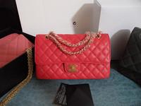 Luxury Bag:Diamond Lattic Genuine Leather Women Handbag Women Totes