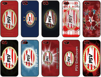 10pcs/lot PSV Eindhoven team logo Back Skin Phone Case Cover for Apple iphone 4 4S 5 5S 5C 6 4.7 6S plus 5.5