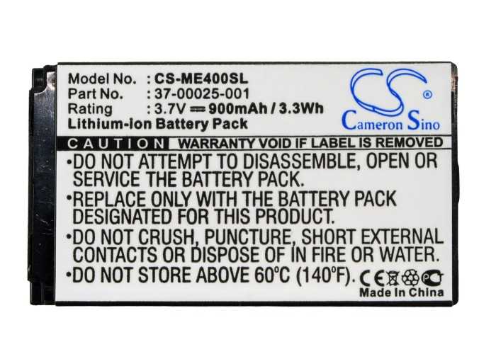 Battery For MAGELLAN For eXplorist 300, 300R, 360, 400, 500, 600, 700, MAX980780, 980780(China (Mainland))