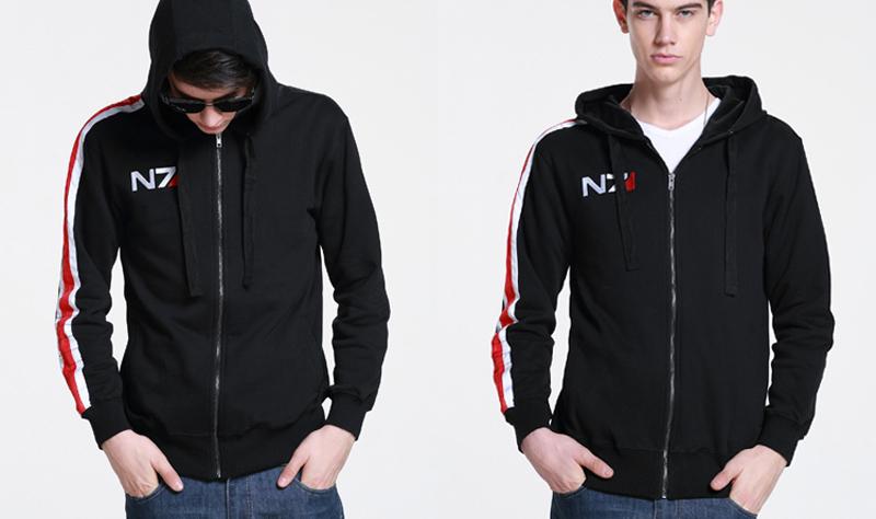Одежда N7