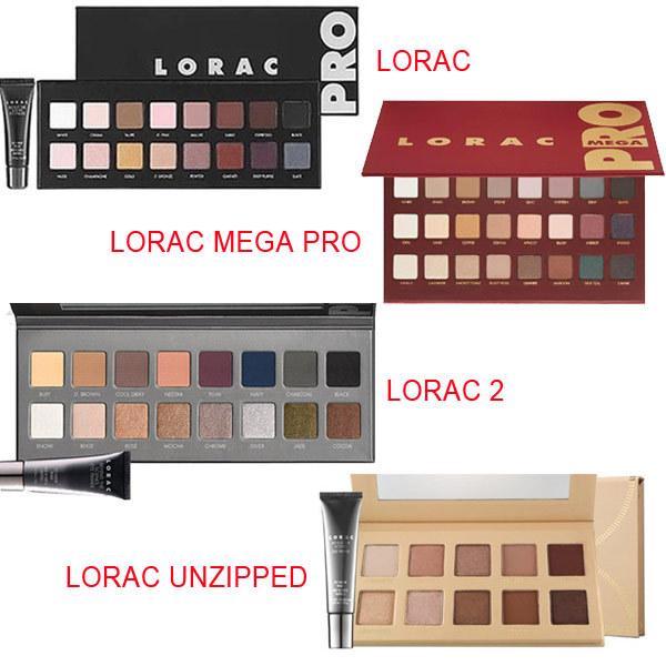1 PCS New Professional Makeup LOARC PRO Palette 16 Colors Eyeshadow & Primer LORAC Unzipped Eye Shadow Set Cosmetics(China (Mainland))