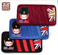 Cartoon Ahri Car Supplies Series CD Bag CD Visor Package 5 Colors