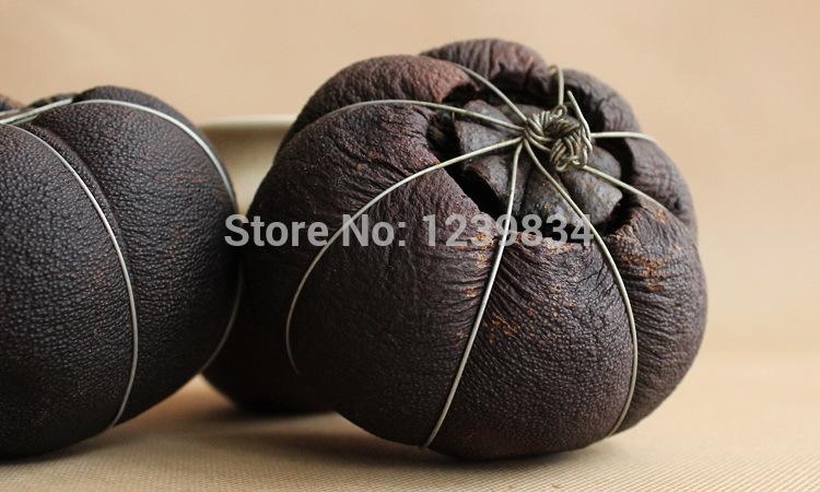 450G Dried Grapefruit Puer Tea grapefruit puerh tea pu er tea mardine puerh tea Harmonizing intestine