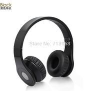 100%Original Bluedio B Multimedia Wireless Bluetooth V3.0+EDR Stereo Headset Support FM Radio Micro SD Card Headphones With Mic