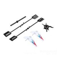 WLtoys V911 Pro RC Helicopter Parts Upgrade Accessories Bag Carbon fiber