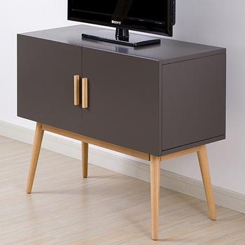 Aidai nordic ikea maison meuble tv moderne minimaliste petit appartement cham - Meuble tv minimaliste ...