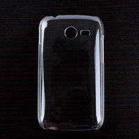 New Arrival 2pcs Ultra Thin Crystal Clear Hard Case Cover Skin For Samsung GALAXY Pocket 2 G110H G110B LY3