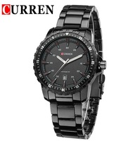 Curren Mens Luxury Sport Analog Quartz Calendar Wrist Watch
