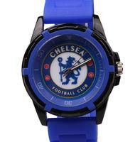 fashion men sports style outdoor quartz watch men's gift  Premier League Club Fan Souvenirs man casual watch popular wristwatch