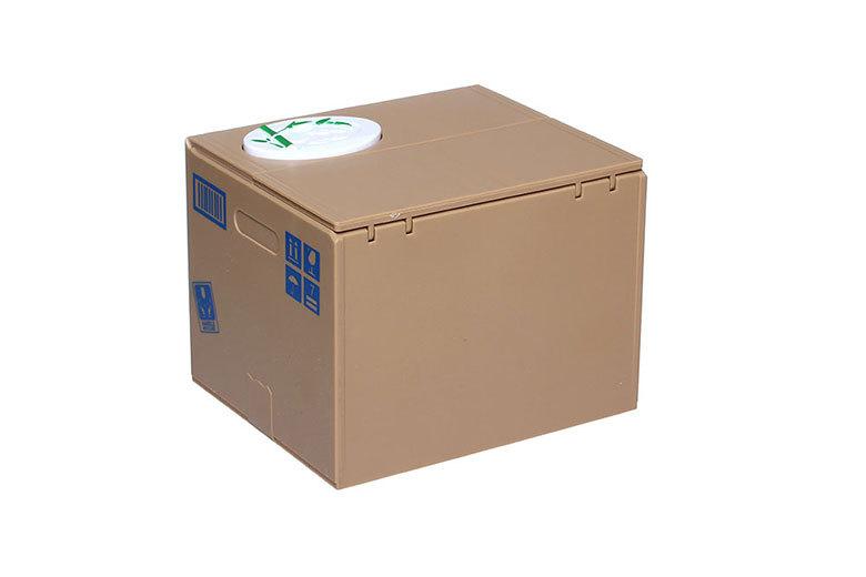 Cute Cardboard Boxes Money Box Pot Cute Gift