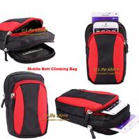 Waist Belt Clip Case Outdoor Sport Case Mobile Phone Case Bag  For  Microsoft Lumia 535 Dual Sim Nokia 1090 1089