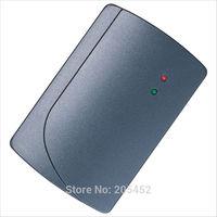 Long range Wiegand 26/34 RS458/232 rfid access card reader