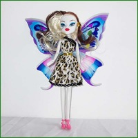 Free shipping 9 inch 4pcs/lot Wholesale monster inc high doll monster.high monster doll hight school gift 91234