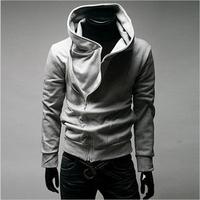 High Collar Men Jacket Top Brand Men Dust Coat Hoodies Clothes Sweater Overcoat Outwear M,L,XL,XXL,XXXL