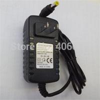 Free Shipping 5PCS/Lot US Power adapter AC 100V-240V DC 12V 2A Power Adaptor CCTV Camera Power Supply US plug DC 5.5mm x 2.1mm