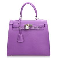2015 NEW arrival genuine leather shoulder bag handbag backpack