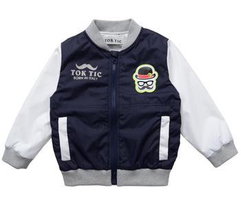 Дети мода куртки детская одежда ток TIC бренд внутри linging мальчики пальто 2-6 лет и дети верхняя одежда