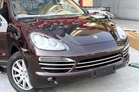 front center grille grill cover trim 6PCS  for Porsche Cayenne 2011