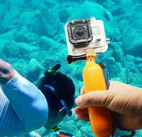 Floating Hand Grip Handheld Mount Accessory Selfie Handheld Monopod Stick Float for Gopro Hero 1 2 3 3+